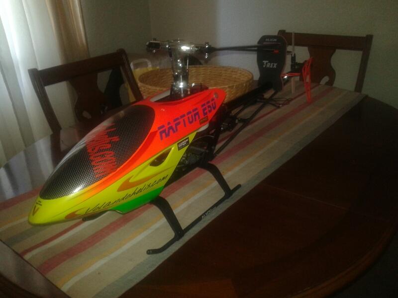 Volandohelis volandohelis tema fallos en rotor de - Como quitar la mala racha ...